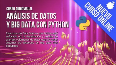 Python para el data science y big data esencial